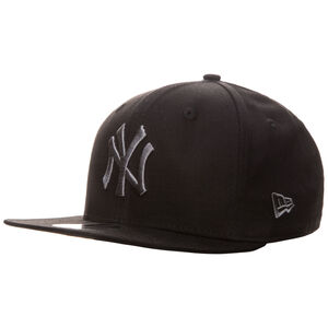 9FIFTY MLB Black Graphite New York Yankees Cap, Schwarz, zoom bei OUTFITTER Online