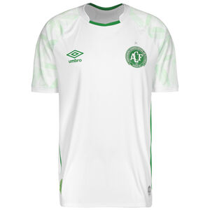 Chapecoense Trikot Away 2020/2021 Herren, weiß / grün, zoom bei OUTFITTER Online