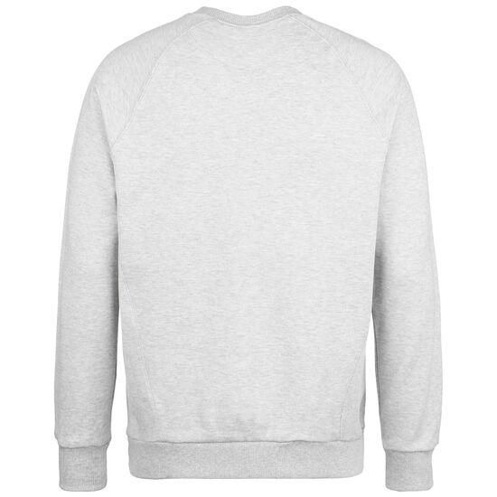 Raglan Pique Sweatshirt Herren, hellgrau, zoom bei OUTFITTER Online
