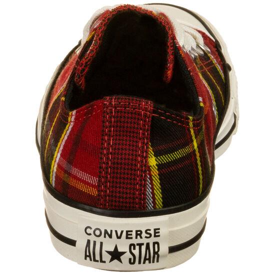 Chuck Taylor All Star OX Sneaker Damen, rot / dunkelgelb, zoom bei OUTFITTER Online