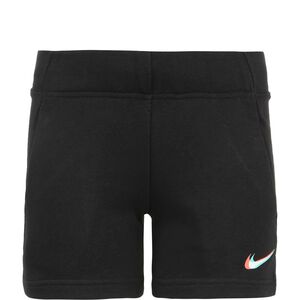 French Terry Shorts Kinder, schwarz, zoom bei OUTFITTER Online