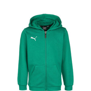 teamGoal 23 Casuals Kapuzensweatjacke Kinder, grün, zoom bei OUTFITTER Online