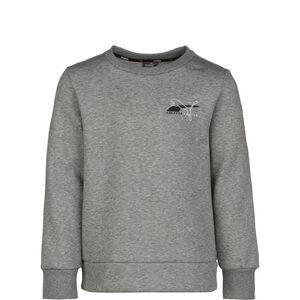 Alpha Crew Sweatshirt Kinder, grau, zoom bei OUTFITTER Online
