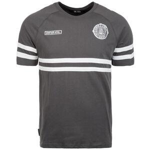 DMWU T-Shirt Herren, dunkelgrau / weiß, zoom bei OUTFITTER Online