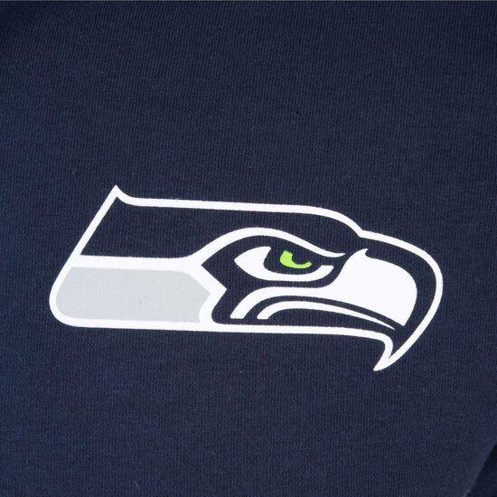 NFL Colour Block Seattle Seahawks Kapuzenpullover Herren, blau / weiß, zoom bei OUTFITTER Online