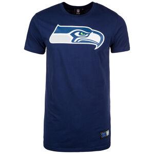 NFL Seattle Seahawks Longline T-Shirt Herren, Blau, zoom bei OUTFITTER Online