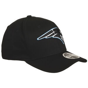 9FIFTY NFL New England Patriots Neon Pop Outline Snapback Cap, schwarz, zoom bei OUTFITTER Online