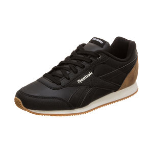 Royal Classic Jogger 2 Sneaker Kinder, schwarz / weiß, zoom bei OUTFITTER Online