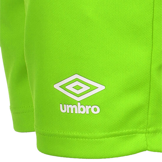 New Club Trainingsshorts Kinder, neongrün, zoom bei OUTFITTER Online