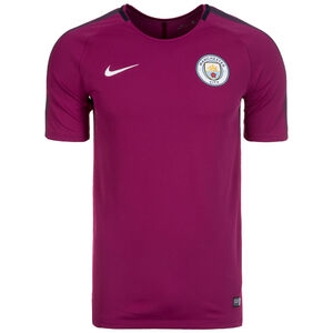 Manchester City Breathe Squad Trainingsshirt Herren, lila, zoom bei OUTFITTER Online