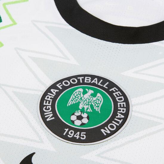 Nigeria Trikot Home Vapor Match Herren, weiß / grün, zoom bei OUTFITTER Online