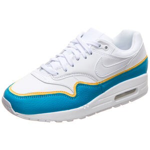 Air Max 1 SE Sneaker Damen, weiß / blau, zoom bei OUTFITTER Online