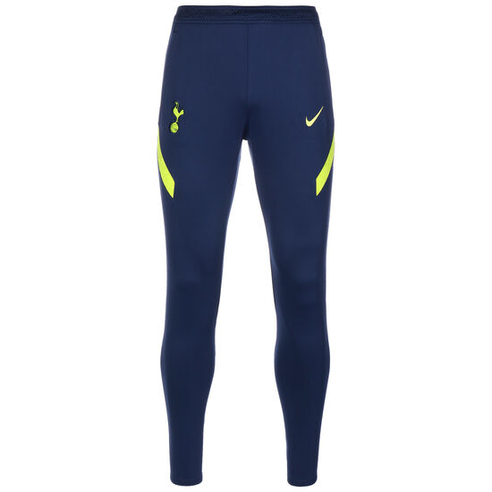 Tottenham Hotspur Strike Trainingshose Herren, blau / neongrün, zoom bei OUTFITTER Online