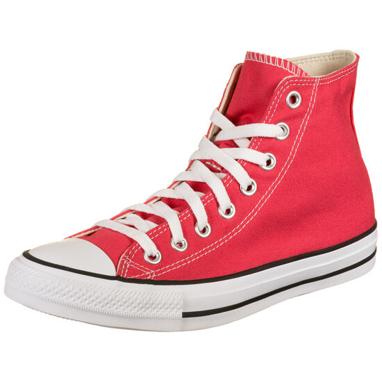 Chuck Taylor All Star Hi Sneaker, pink / korall, zoom bei OUTFITTER Online
