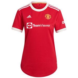 Manchester United Trikot Home 2021/2022 Damen, rot / weiß, zoom bei OUTFITTER Online