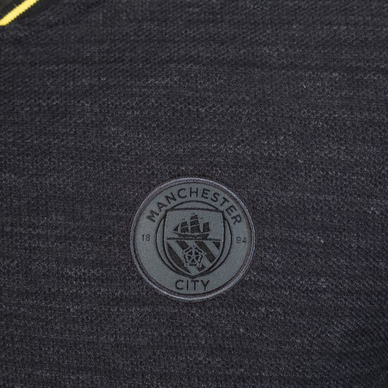 Manchester City Grand Slam Poloshirt Herren, schwarz, zoom bei OUTFITTER Online