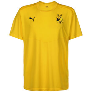 Borussia Dortmund BVB Warm-Up Trainingsshirt Herren, gelb / schwarz, zoom bei OUTFITTER Online