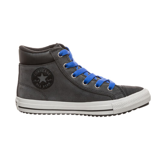 Chuck Taylor All Star PC Boot Hi High Top Sneaker Kinder, anthrazit / blau, zoom bei OUTFITTER Online