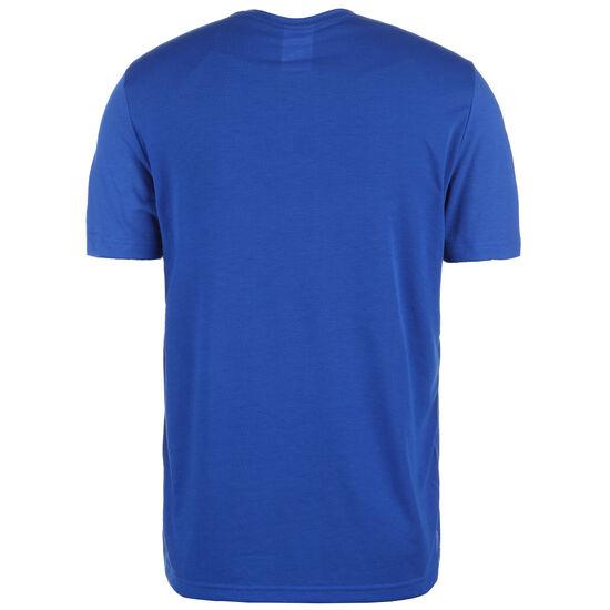 Workout Ready Supremium Trainingsshirt Herren, blau / schwarz, zoom bei OUTFITTER Online