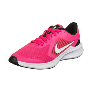 Downshifter 10 Laufschuh Kinder, pink / weiß, zoom bei OUTFITTER Online