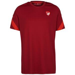 Türkei Breathe Strike Trainingsshirt Herren, rot / orange, zoom bei OUTFITTER Online