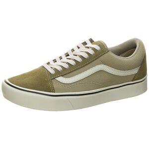Old Skool ComfyCush Sneaker Herren, blau / weiß, zoom bei OUTFITTER Online