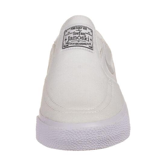 Janoski Canvas Slip-on Sneaker Kinder, weiß, zoom bei OUTFITTER Online