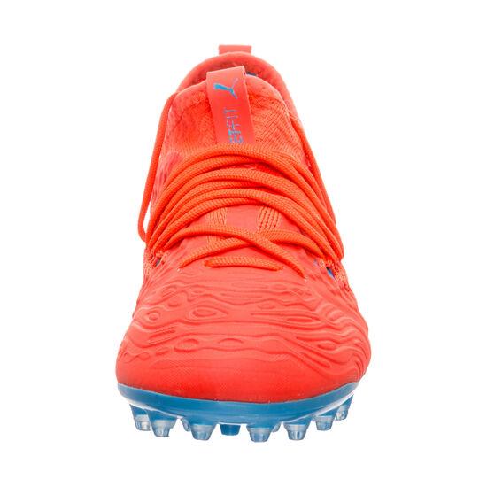 Future 19.3 NETFIT MG Fußballschuh Kinder, rot / blau, zoom bei OUTFITTER Online