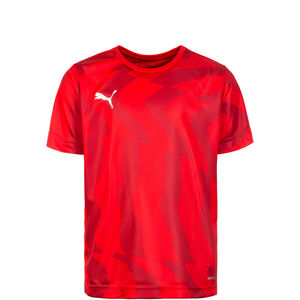 CUP Core Fußballtrikot Kinder, rot / weiß, zoom bei OUTFITTER Online