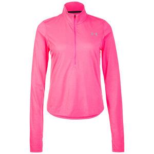 Streaker 2.0 Half Zip Laufshirt Damen, pink, zoom bei OUTFITTER Online