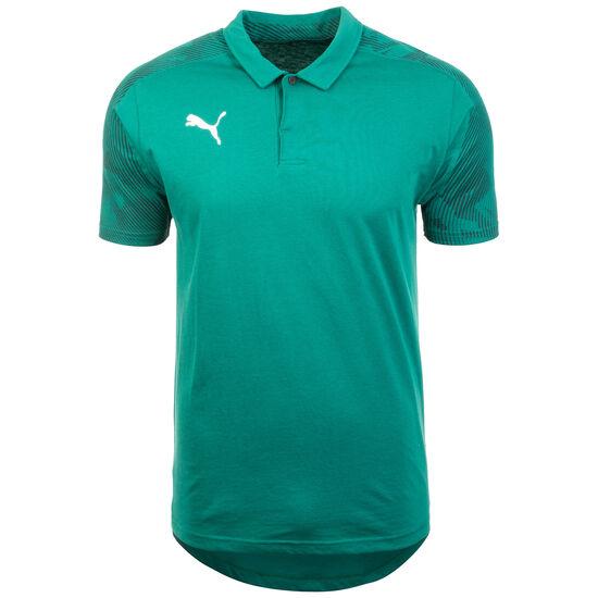 CUP Sideline Poloshirt Herren, grün, zoom bei OUTFITTER Online
