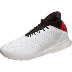 Predator 19.1 Trainers Street Sneaker Herren, weiß / rot, zoom bei OUTFITTER Online