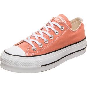 Chuck Taylor All Star Lift OX Sneaker Damen, apricot / weiß, zoom bei OUTFITTER Online