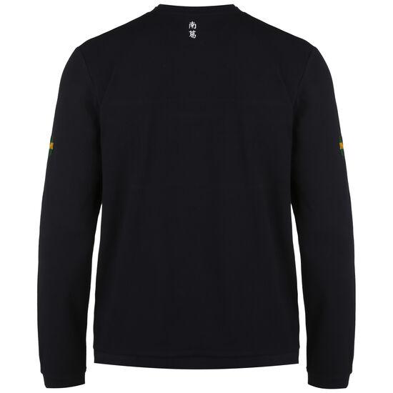 Nankatsu Matchday Sweatshirt Herren, dunkelblau / gelb, zoom bei OUTFITTER Online