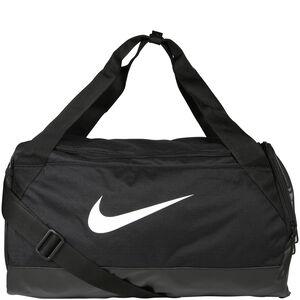 Brasilia Duffel Sporttasche Small, schwarz / weiß, zoom bei OUTFITTER Online