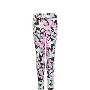Classics AOP Leggings Kinder, rosa / schwarz, zoom bei OUTFITTER Online