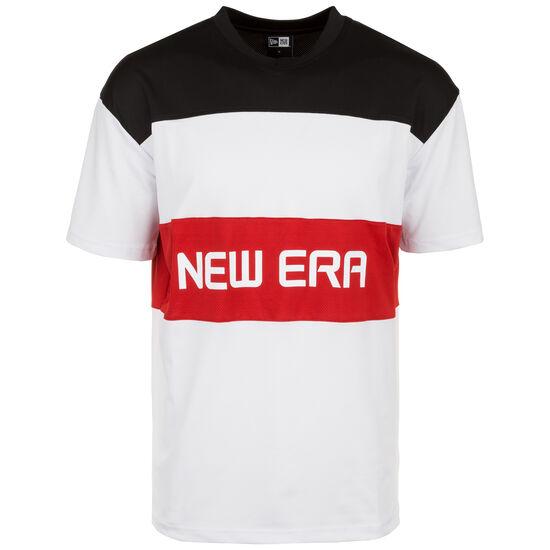 Contemporary T-Shirt Herren, weiß / schwarz, zoom bei OUTFITTER Online