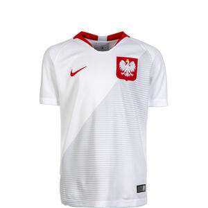 Polen Trikot Home WM 2018 Kinder, Weiß, zoom bei OUTFITTER Online