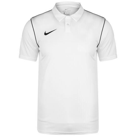 Park 20 Dry Poloshirt Herren, weiß / schwarz, zoom bei OUTFITTER Online