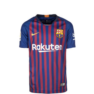 FC Barcelona Trikot Home Stadium 2018/2019 Kinder, Blau, zoom bei OUTFITTER Online