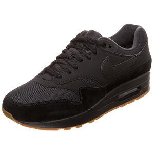 Air Max 1 Sneaker Herren, schwarz / braun, zoom bei OUTFITTER Online
