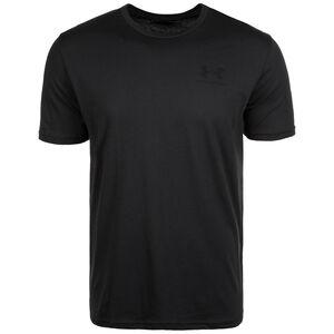 Sportstyle Left Chest Trainingsshirt Herren, schwarz, zoom bei OUTFITTER Online