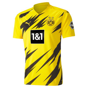 Borussia Dortmund Trikot Home 2020/2021 Herren, gelb / schwarz, zoom bei OUTFITTER Online