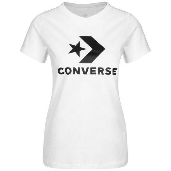 Star Chevron T-Shirt Damen, weiß, zoom bei OUTFITTER Online