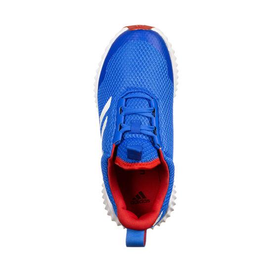FortaRun Laufschuh Kinder, blau / weiß, zoom bei OUTFITTER Online
