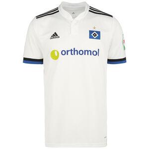 Hamburger SV Trikot Home 2021/2022 Herren, weiß / blau, zoom bei OUTFITTER Online