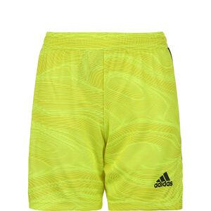 Condivo 21 Goalkeeper Shorts Kinder, neongelb, zoom bei OUTFITTER Online
