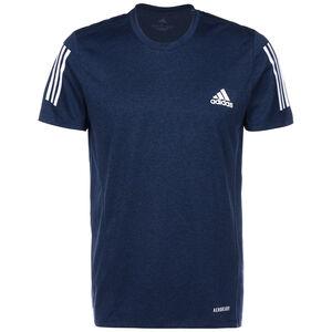 Aeroready 3-Stripes Trainingsshirt Herren, dunkelblau, zoom bei OUTFITTER Online