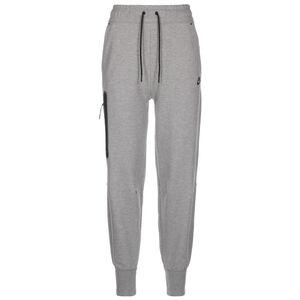 Tech Fleece Jogginghose Damen, grau / schwarz, zoom bei OUTFITTER Online