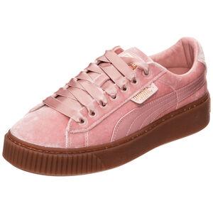Basket Platform VS Sneaker Damen, Pink, zoom bei OUTFITTER Online